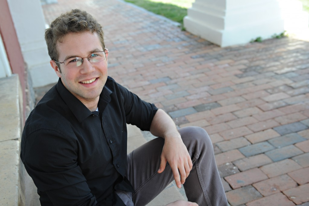 Picture of Shepherd Intern, Max Laitman Chapnick