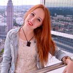 Picture of Polina Kyriushko