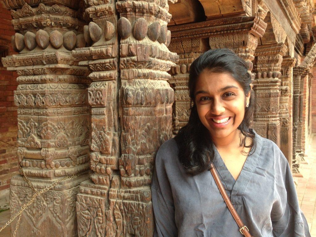 Picture of Shepherd Intern, Meera Kumar
