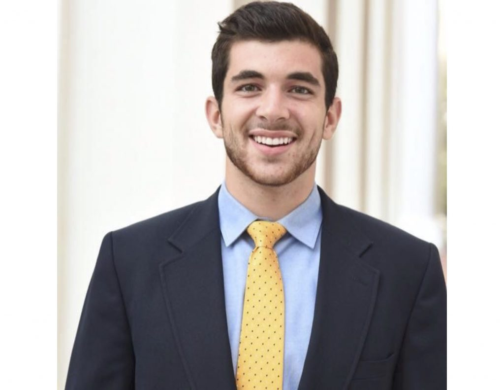 Picture of Shepherd Intern, Andrew Agrippina